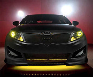 Batman's Kia Optima