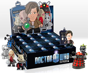 Doctor Who Titans Series 1 Vinyl Figures