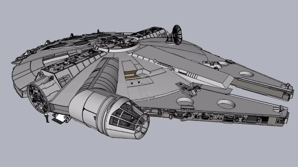 Progress on the Full Scale Millennium Falcon Project