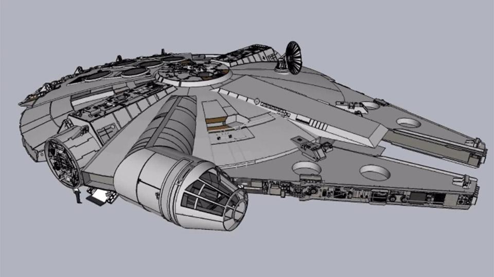 Progress on the Full Scale Millennium Falcon Project