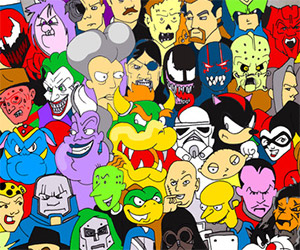 Just the Worst: Cartoon Characters We Love to Hate