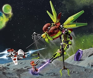 LEGO Announces Galaxy Squad