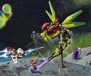 LEGO Announces Galaxy Squad