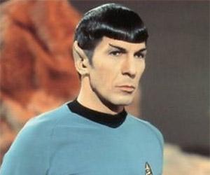 Favorite Scientist: Mr. Spock