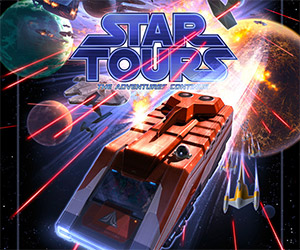 Apply to Attend the Opening of Star Tours at Tokyo Disneyland