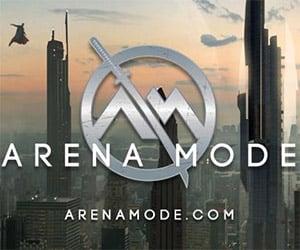 Arena Mode: A Sci-Fi/Superhero Novel by Blake Northcott