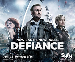 Defiance: A Unique TV Series + Game