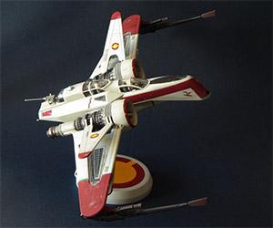 ARC-170 Starfighter Model