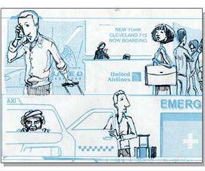 Polaris: New, Amusing Comic Book Funded by Kickstarter