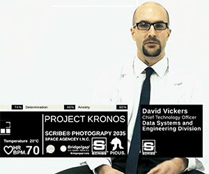 Project Kronos: A Film on Interstellar Space Travel
