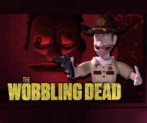 The Wobbling Dead—An Animated Puppet Parody