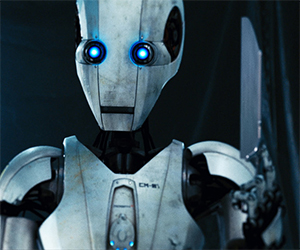 ABE: A Science Fiction Film Starring a Creepy Robot