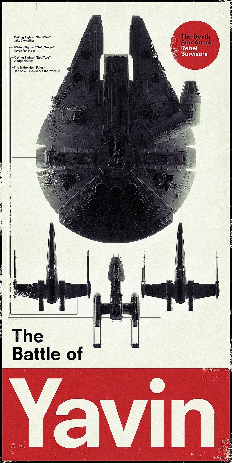 Star Wars: The Battle of Yavin Rebel Survivors