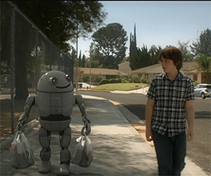 Blinky: A Short Film About a Home Helper Robot