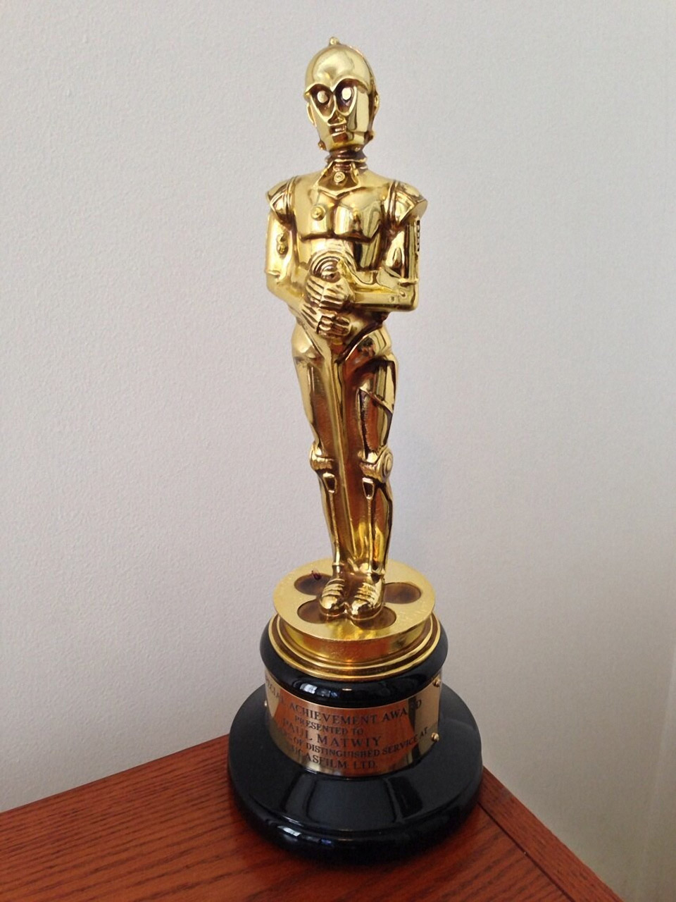 star wars oscar