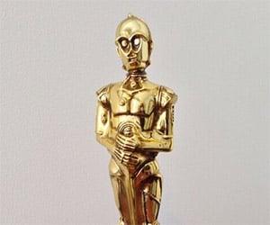 C-3PO Oscar Statuette