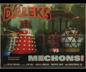 Doctor Who: Daleks vs Mechons Lost Trailer