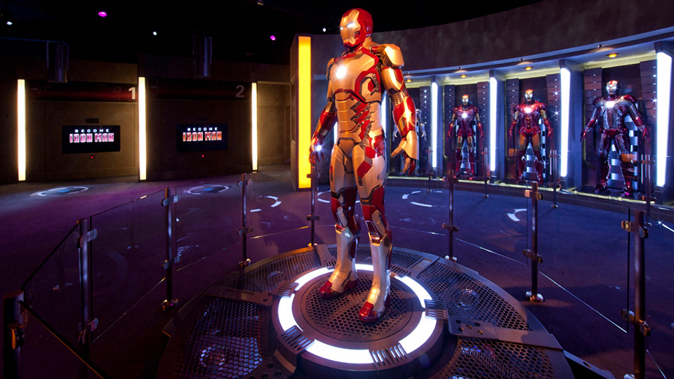 Disney: Iron Man Tech by Stark Industries