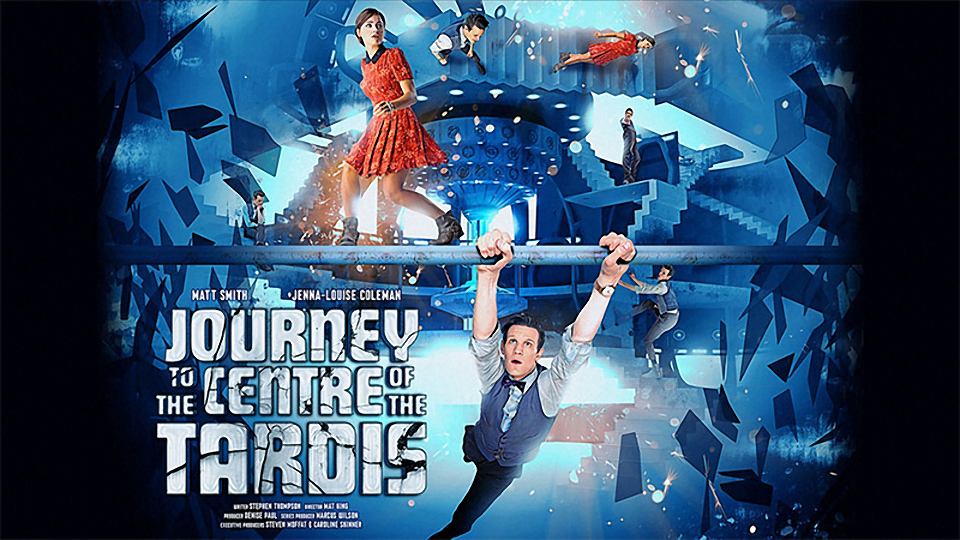 """BCC Releases New """"Movie Style"""" Doctor Who Posters"""