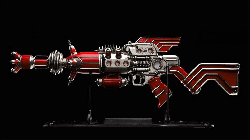 Pomson 6000 Sub Atomic Wave Gun