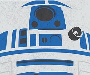 Minimalist Star Wars Art Posters