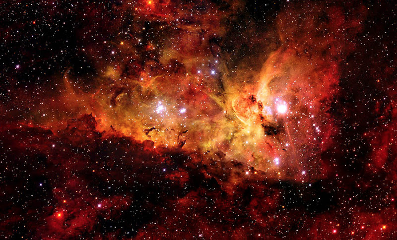 Incredible Images of Space Objects - MightyMega