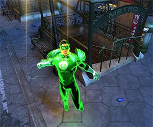 Play as a DC Comics Superhero in Infinite Crisis