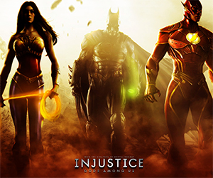 Injustice: Gods Among Us Launch Trailer
