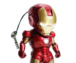 Iron Man 3 Headphone Plug Figures
