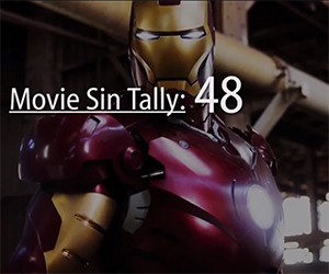 In a Cave! 48 Sins of Iron Man in Four Minutes