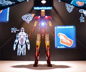 Don Your Iron Man Suit (Virtually)