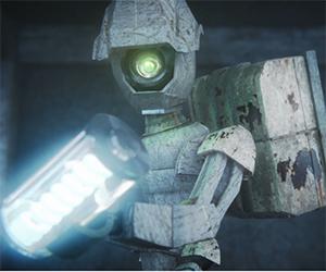 Modin: A Short Film About a Robot Showdown