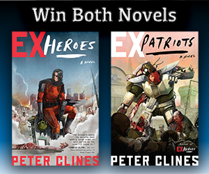 Ex-Patriots and Ex-Heroes Autographed Book Giveaway