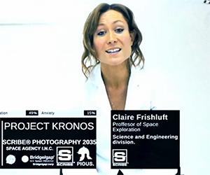 Project Kronos: The Probe Makes Contact