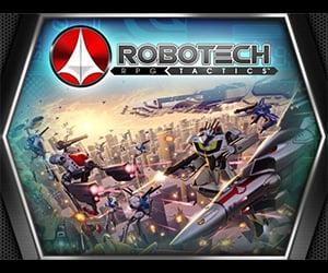 Kickstarter Blowout: Robotech RPG Tactics