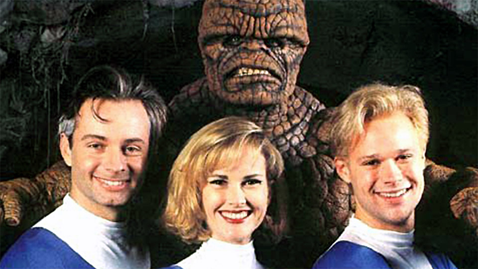 1994 Roger Corman Fantastic Four Documentary