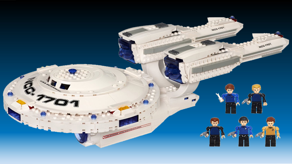 Star Trek Kre-O Construction Sets