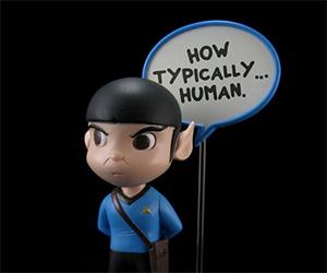 Star Trek Trekkies Q-Pop Vinyl Figures