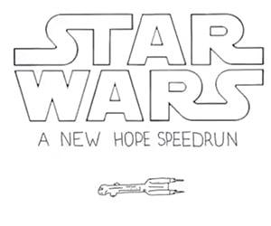 Watch Star Wars Episode IV in 60 Seconds