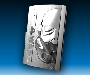 New Star Wars Business Card Holders