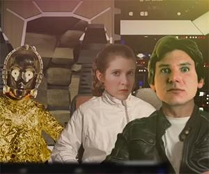 The Empire Strikes Back Uncut Trailer