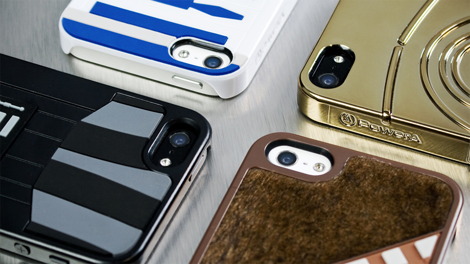 Limited Edition iPhone 5 Star Wars Cases