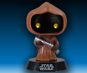 Pop! Vinyl Star Wars Jawa Bobble Head