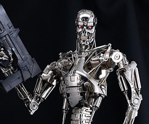Terminator 1/4 Scale Endoskeleton Collectible