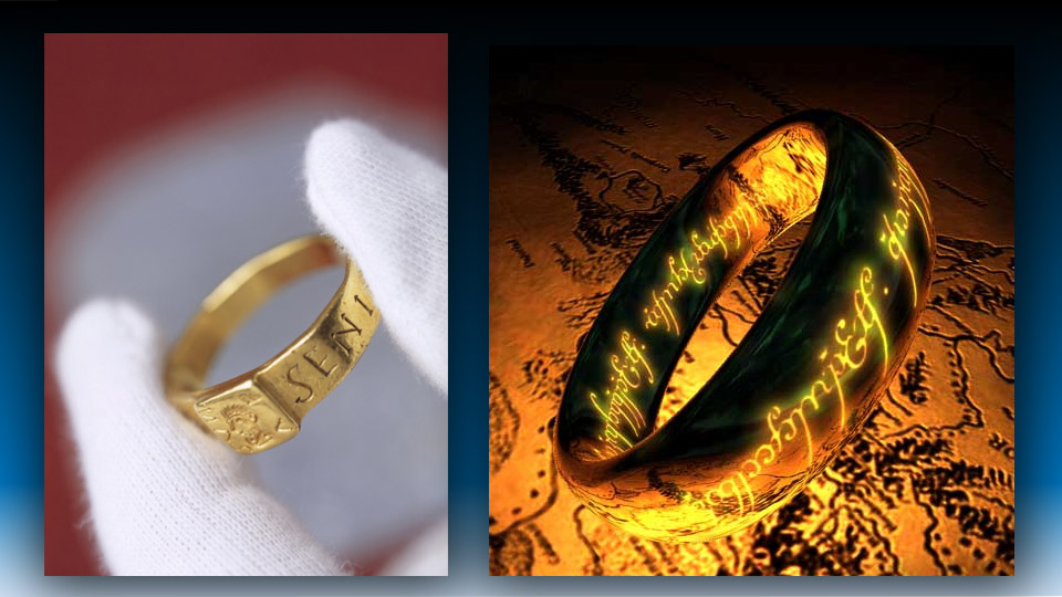 "Is This the Ring Tolkien's ""One Ring"" Was Based On?"