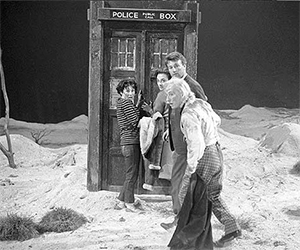 BBC: The Genesis of Doctor Who