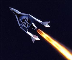 Virgin Galactic Spaceship Makes First Powered Flight
