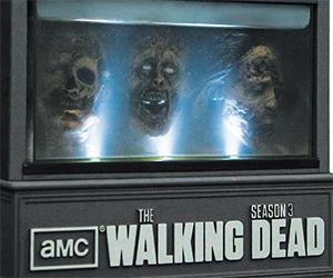 The Walking Dead: Third Season Limited Edition Blu-Ray