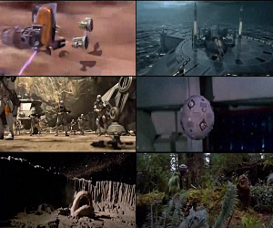 Watch All Six Star Wars Movies at the Same Time