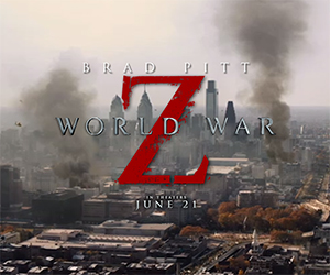 World War Z: Official Trailer
